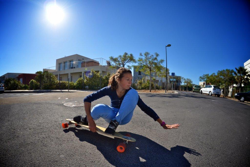 Skate et Roulettes